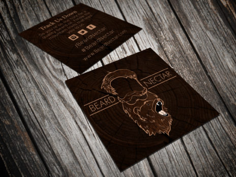 Beard Nectar is a beard oil company that was seeking a complete branding, and relaunch.