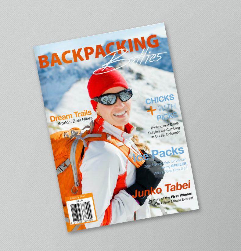 BBetties Magazine Cover