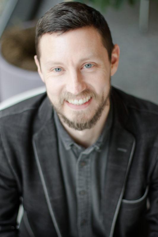 Philips Oral Health Creative Director Portrait