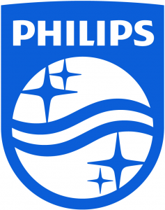 Philips logo badge
